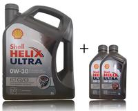 Shell HELIX ECT C2/C3 0W30 12x1 Liter Bottle/ 504.00 507.00 Longlife3 Gas To Liquid GTL
