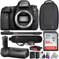 Wholesales For Canon EOS 6D Mark II DSLR 26.2MP Digital Camera with Lens And Carry Case