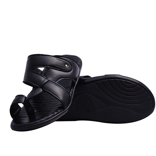 Stylish Daily Wear Gents Pure Genuine Leather Slippers For Mens