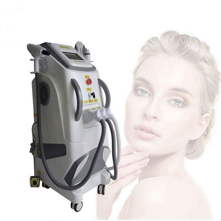 Hair Removal Ipl And Nd Yag Laser Machine