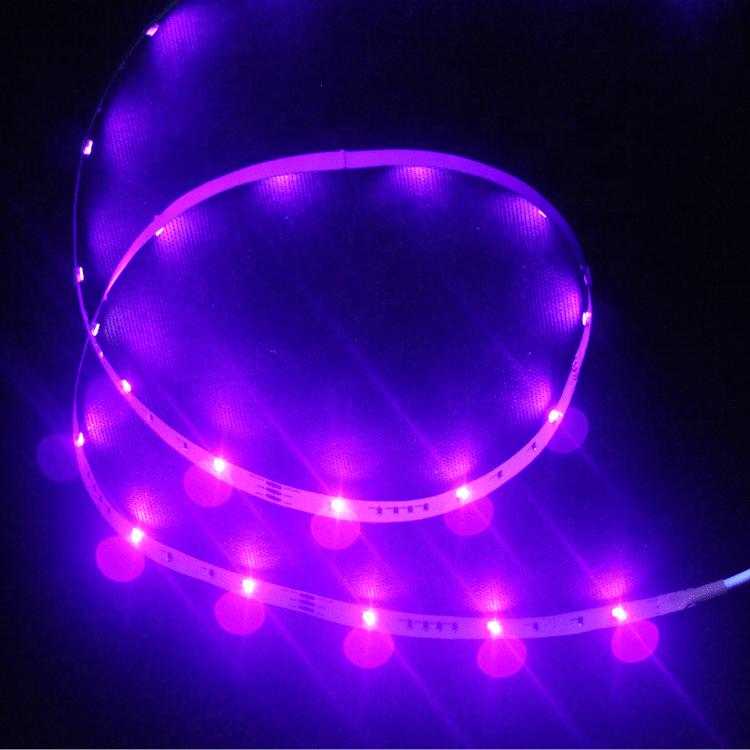 uvc led strip  uvc germicide led strip custom UV-C led germicidal light 265nm 275nm 280nm UVC led strip