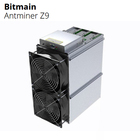 used Bitcoin miner Bitmain Antminer Z9 42ksol/s power consumption 970W Equihash algorithm Bitcoin mining machine.