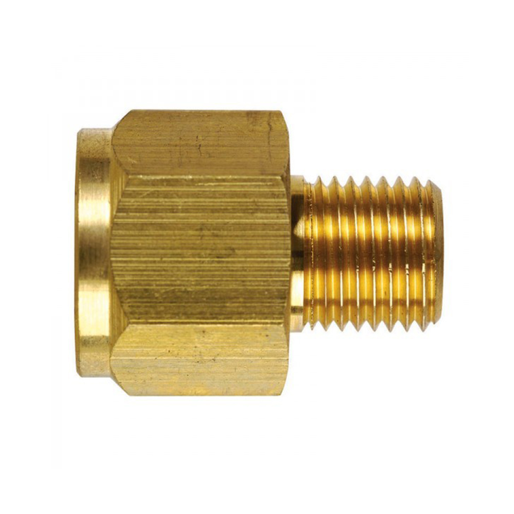 Adaptador Hex de bronze