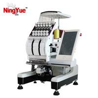 Shanghai ningyue commercial DAHAO single head 12 needles cap home computer embroidery machine