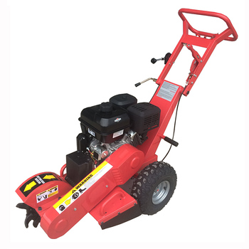 Best seller Mini Stump Grinder 15hp Tree Cutter with 9PCS High quality teeth