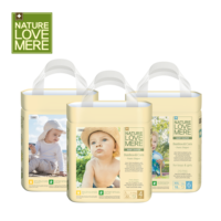 NATURE LOVE MERE Bamboo&Corn Pants Diapers