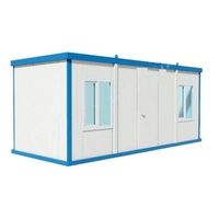 Flatpack Office Container CHK01 One RoomFor Construction Projects