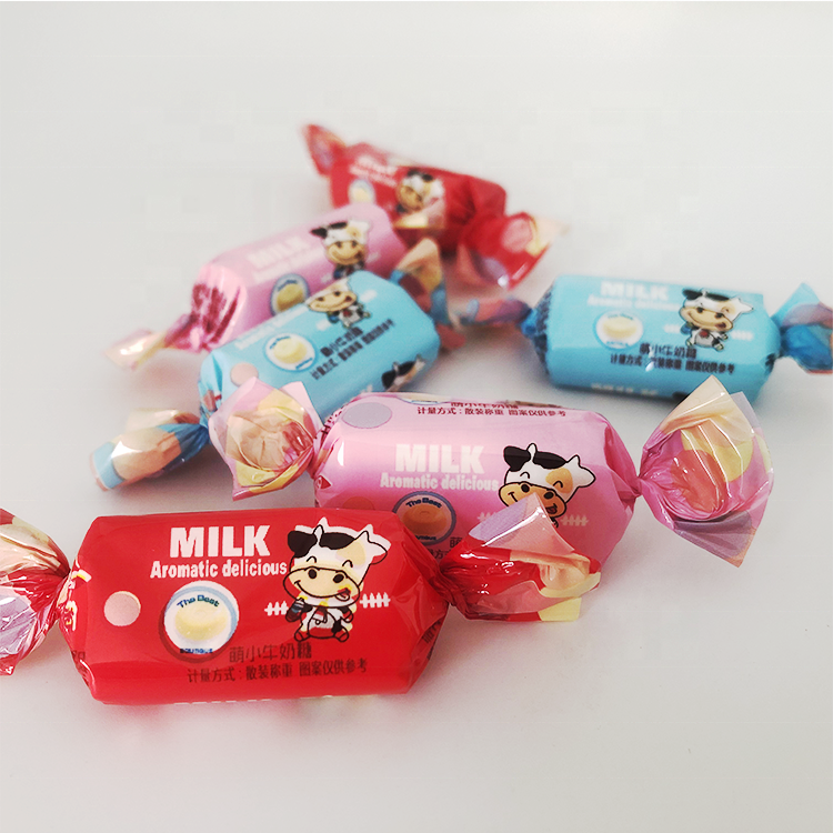 Toffee Candy Rappers Made In China