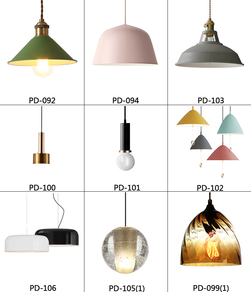 New Products 2020 Hanging Light Fixtures  Retro Vintage Decoration Hotel Pendant Lighting Modern Luxury Chandelier