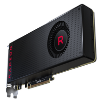 Factory Original 100% Genuine MSI Radeon RX Vega 64 Gaming 2048-bit 8GB HBM2 DirectX 12 (RX VEGA 64 IRON 8G)
