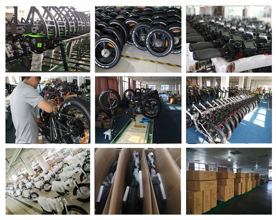 CE 20 EN15194 aprovado bateria de lítio x 4.0 kenda pneu de neve gordura roda mag 48v 500w 20 polegadas 750w bicicleta elétrica dobrável