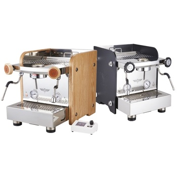 Coffee Espresso Machine made in Korea for commercial and home cafe