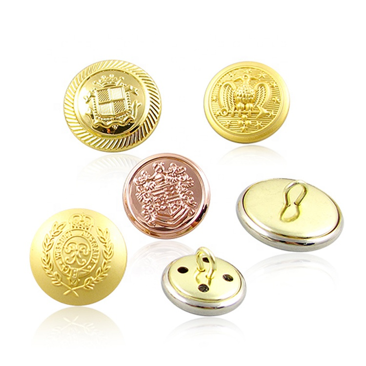 Hot sale Military Custom Metal Button