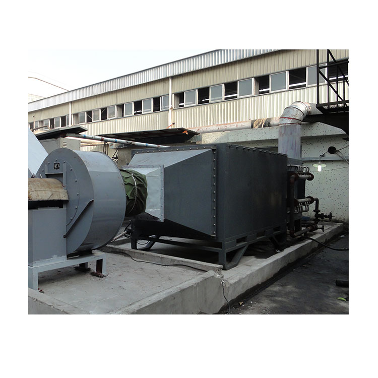 air pollution control system fume scrubber for industrial gas disposal