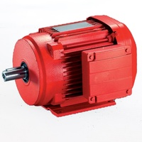 Efficient Multi-Speed 2 Pole Electric Motor 6hp 4,4kW