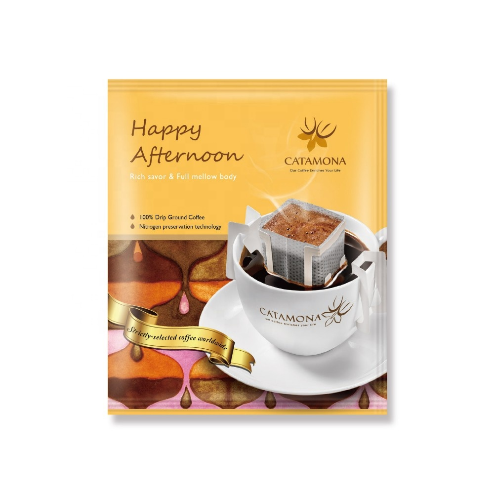 Charming Happy Afternoon Hanging Coffee