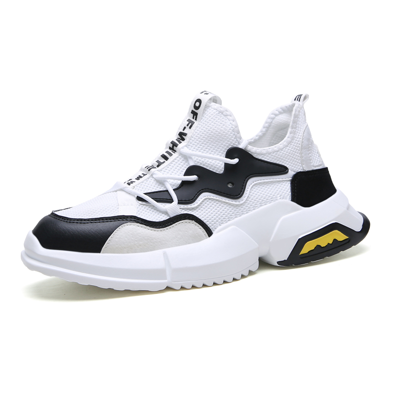 sneakers for men Breathable lightweight men's shoes all year round