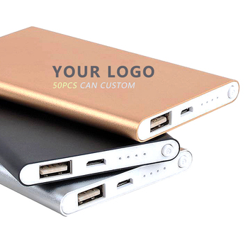 WINGS Cheap Price Customize Logo 5000mah Rohs External Battery Portable Charger Ultra Slim Thin Powerbank Mini Power Bank