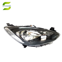 Taiwan design tri color led headlight for car