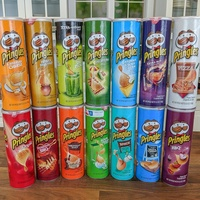 Pringles Potatoes Chips 200g,40g,65,150g,154g,161g,165g,169g&187g
