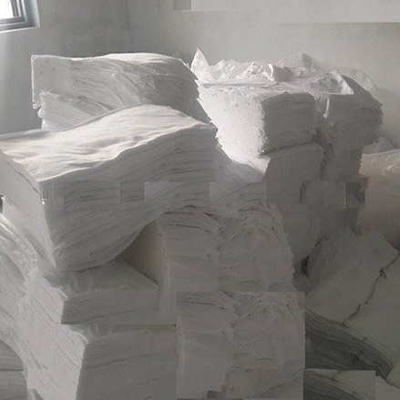White Cotton Wiping Rags 100% Cotton