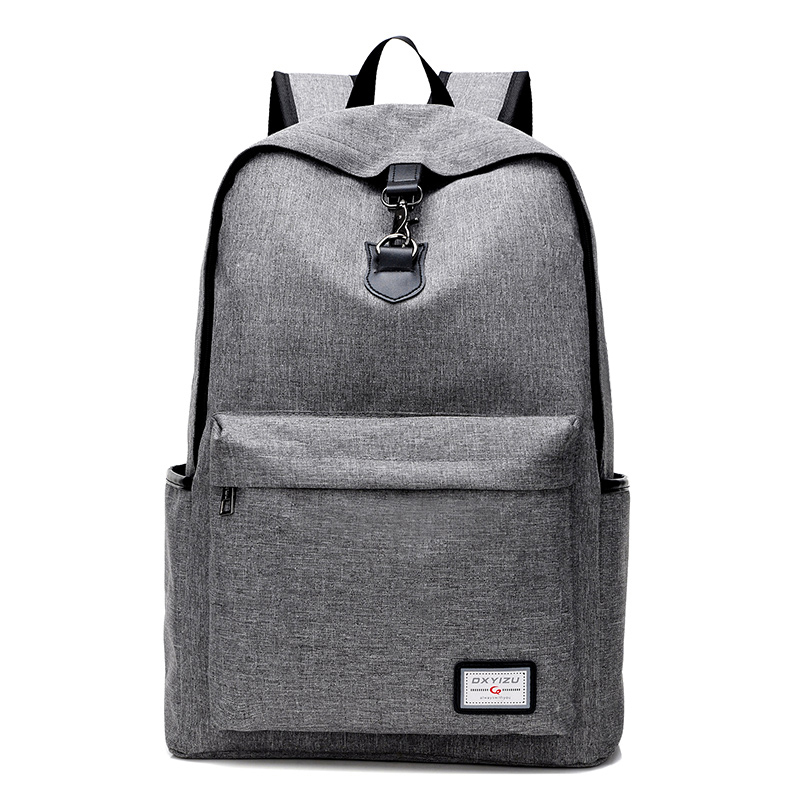 2019 Large Capacity 16inch Laptop Backpack Men Travel School Bags For School Travelling Business
