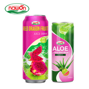 500ml NAWON Canned Red Dragon Fruit Juice Egypt