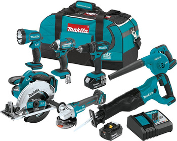 AA 18 V Power MilWauKees 2695-15 M18 2896-26 M18 FUEL 18V Cordless Lithium-Ion Combo