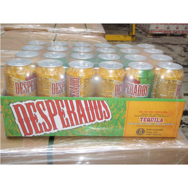 Highly Refreshing Gold Colored Tequila Flavored Desperados Beer Buy Desperados Beer Desperados Beer Product On Alibaba Com