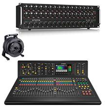 100% Genuine Midas M32-IP Console Digitale Per Performance Dal Vivo e In Studio di Registrazione
