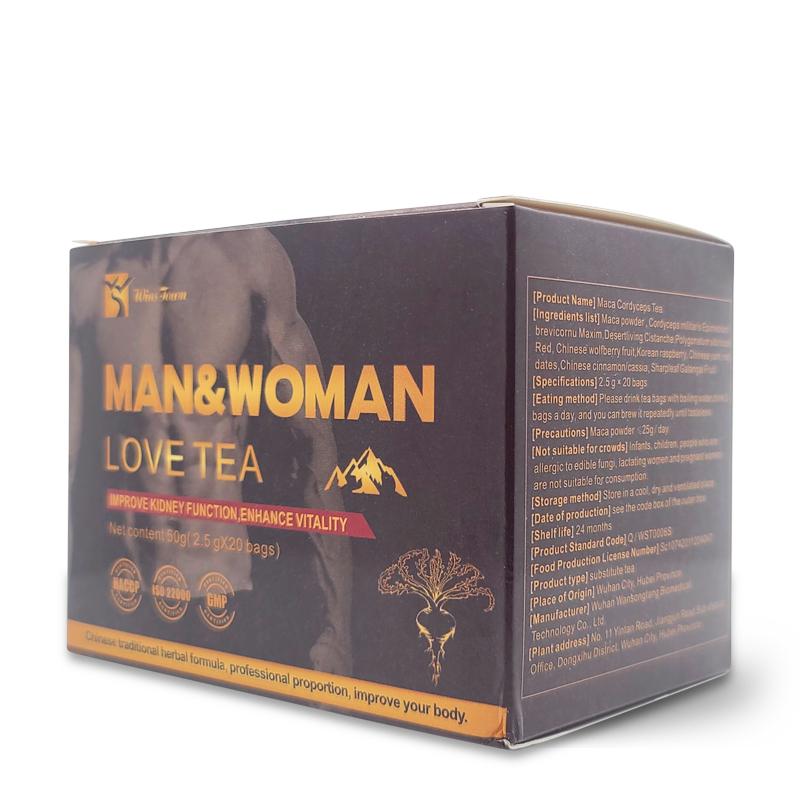 NEW Herbal Man and Woman love tea Detox teabag Chinese Product Meldar Tea Wholesale Price - 4uTea | 4uTea.com