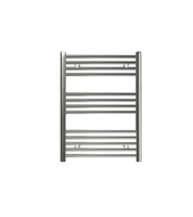 Doz bottom price Steel chrome Hydronic heating wall mounted towel warmer