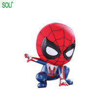 <span class=keywords><strong>Marvel</strong></span> super hero figura Spider-man cute spiderman <span class=keywords><strong>funko</strong></span> <span class=keywords><strong>pop</strong></span> action figure