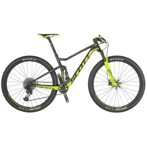 Totalmente Montado ORIGINAL 2018 Scott Faísca 900 Prémio Mountain Bike Pequeno Varejo $1200