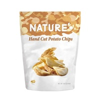 Wholesale Natural Flavour Vegan Hand Cut Potato Chips