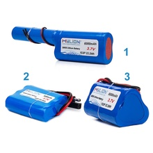 Mylion angepasst <span class=keywords><strong>18650</strong></span> batterie 3,7 v 6000mah <span class=keywords><strong>akku</strong></span> pack