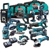 100% original M-Makitas LXT1500 18-Volt LXT Lithium-Ion Cordless 15-Piece Combo Kit / power tool / cordless drill