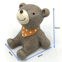 home interior decoration items Little bear furnishing articles