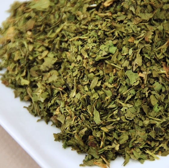 Raw Material for Herbal cigarettes RYO Green Herbs for cigarettes Marshmallow leaves Green herbal Blends Bulk Bud herbal blends
