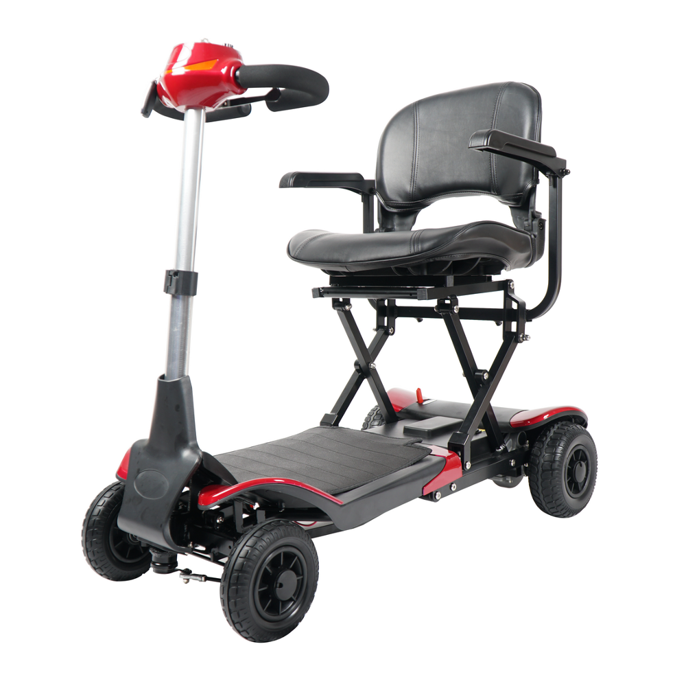Airline approved travel scooters with lithium battery mobility lightweight folding electric scooter disabled scooter prices