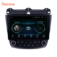 10.1 inch 1026*600 Android Car DVD Multimedia Player for 2003-2007 Honda Accord 7 GPS Navigation Bluetooth WIFI Android 8.1