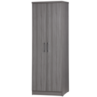 Malaysia Manufacturer 2 Door Wardrobe for bedroom furniture Malaysia furniture