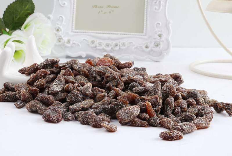 Factory direct sales 218g Preserved Organic Fruit Dried Plum raisins