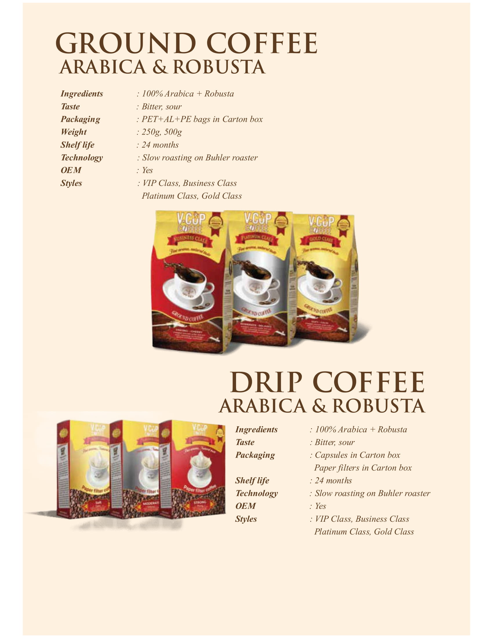 [SGTD VN] V*Cup Instant Coffee Strong_Best wholesale price_Only 400Gram x 20packs_if you need, i always have