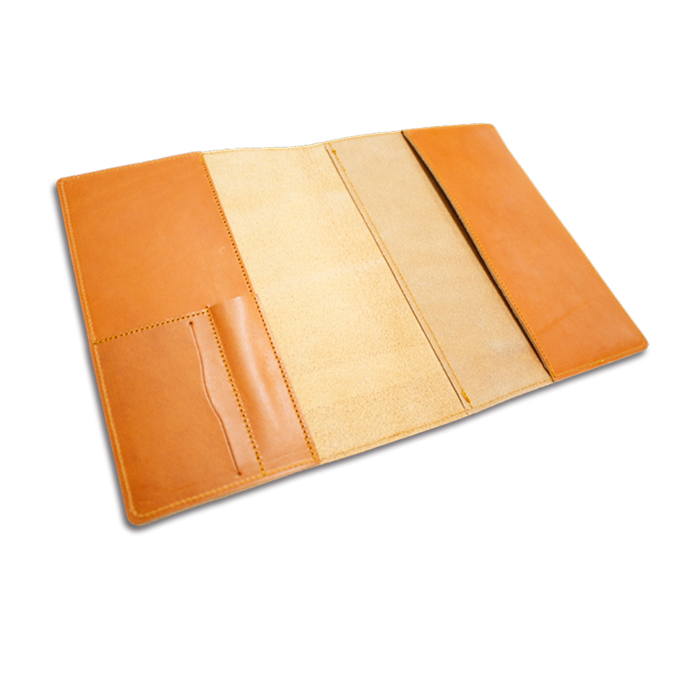 [ TOCHIGI LEATHER ] A5 Note Book Cover - Made in Japan
