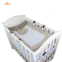 Newest Design Multi-ues Portable adjustable newborn baby hammock for crib