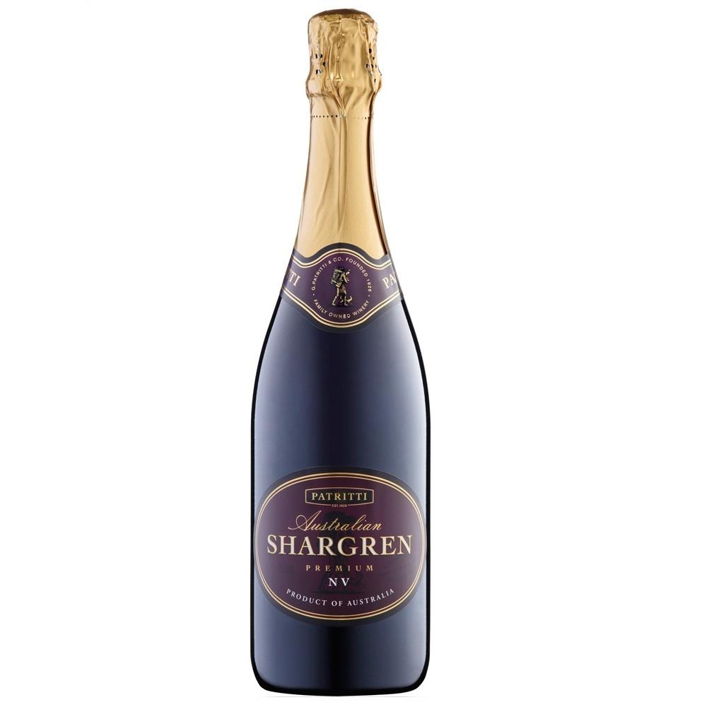 Patritti SHARGREN Premium Sparkling Wine 750ml