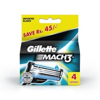 Best Quality Mach 3 Compatible Razors with Gillette Blades