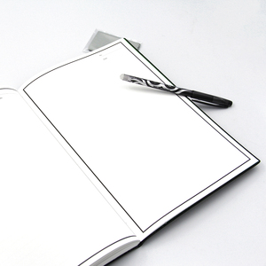 High Quality&Good price B5 size PU reusable  notebook with erasable pen