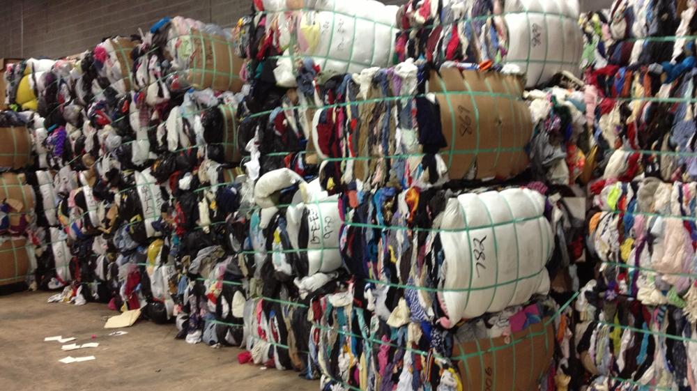 Recycling 100% cotton hosiery rugs/ Textile Cotton Waste/ Garments Cotton clips